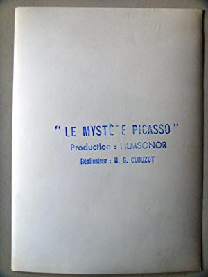 Le mystere Picasso: Pablo Picasso [Fotografía]