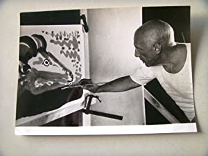 Le mystere Picasso: Pablo Picasso [Fotograf�a]