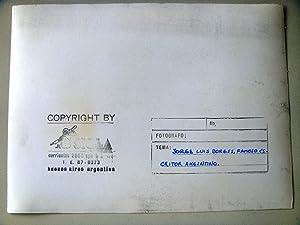 Jorge Luis Borges Fotografía original de la agencia SIGLA: Jorge Luis Borges Fotografía ...