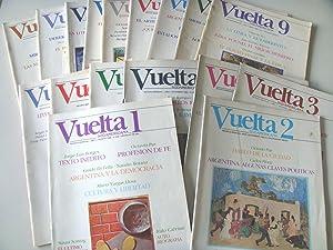 VUELTA Sudamericana. Colección completa N° 1 al: Director: Octavio Paz