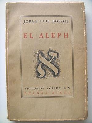 EL ALEPH.: Jorge Luis Borges