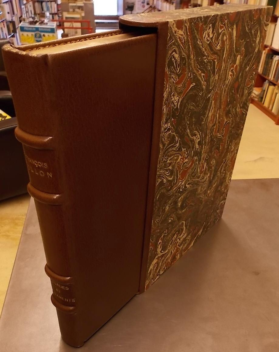 Ballades et testaments.: VILLON (François) / STAMPFLI (Pierre)