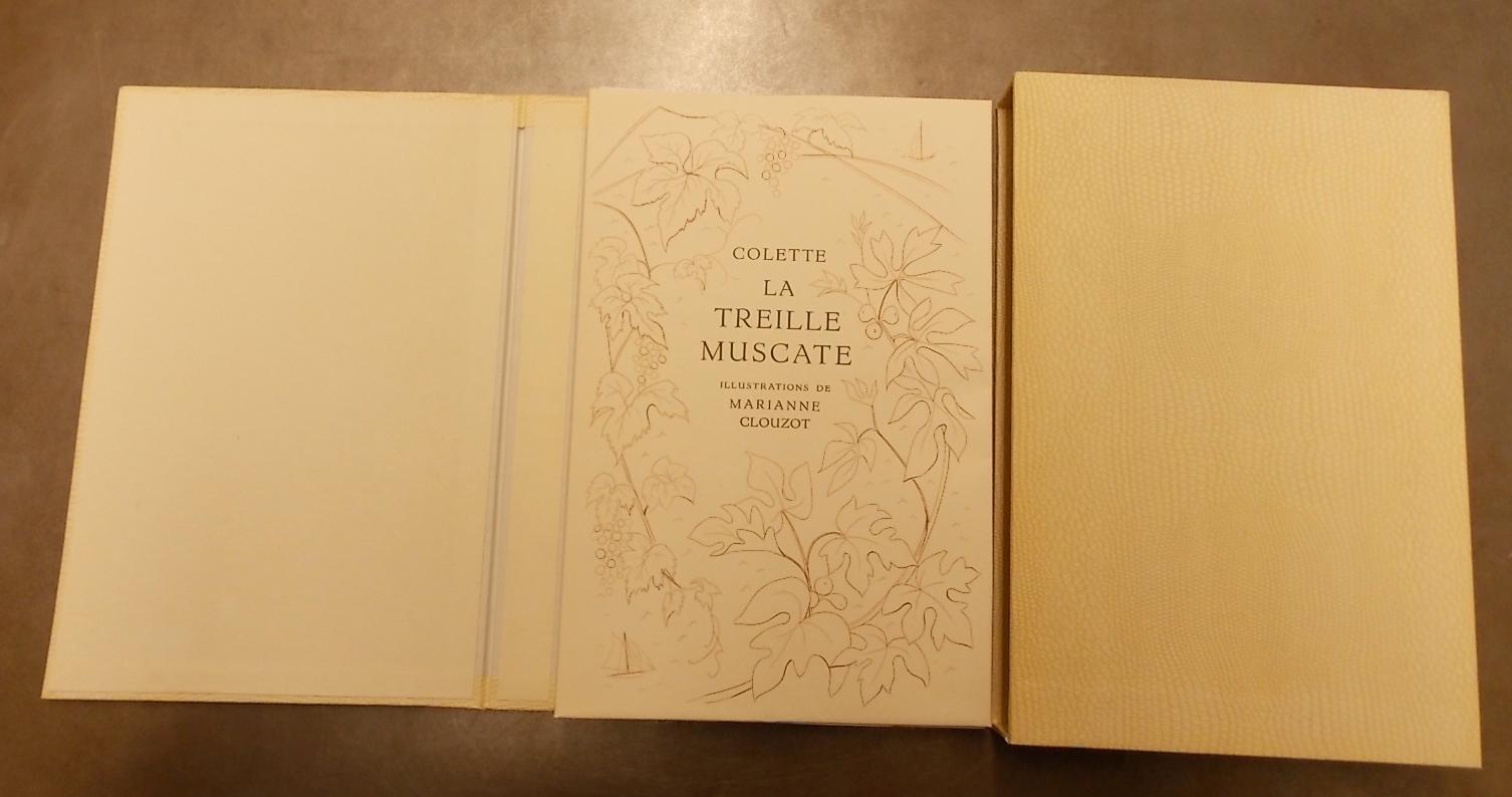 La treille Muscate.: COLETTE (Gabrielle Sidonie)