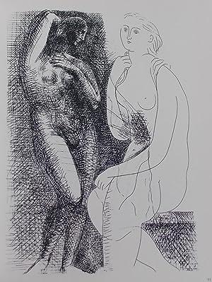 L'oeuvre gravé de Picasso.: PICASSO] - GEISER (Bernhard)