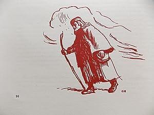 DANTE ALIGHIERI 1321-1921. Plaquette publiée par un comité constitué à ...