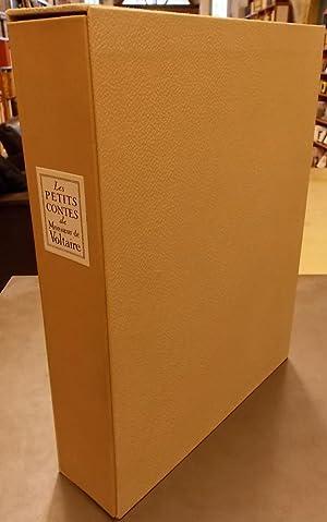 Les petits contes de Mr. de Voltaire.: VIARD (Jean-Louis)] - VOLTAIRE