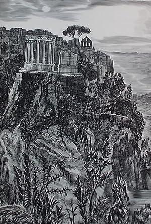 Lettres sur Rome.: DECARIS] - CHATEAUBRIAND (Fran�ois Ren� de)