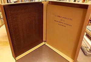 La Bible moralisée de la Bibliothèque Nationale: BIBLE] - HAUSSHEER