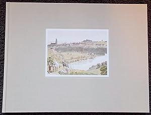 Fribourg, aquarelles du XIXe siècle.: TERRAPON (Michel)