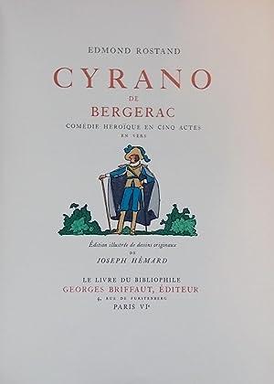 Cyrano de Bergerac.: ROSTAND (Edmond de)