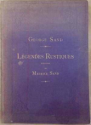 Légendes rustiques.: SAND (George)