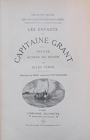 Les enfants du capitaine Grant.: VERNE (Jules)