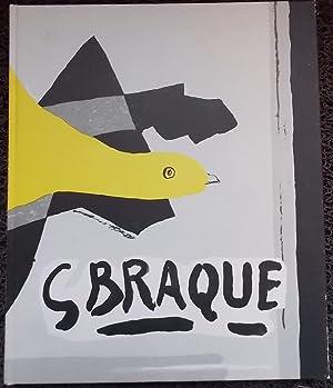 L'oeuvre graphique de Georges Braque.: BRAQUE] - HOFMANN (Werner)