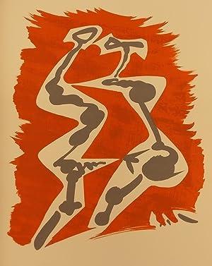 André Masson. Gravures 1924-1972.: MASSON] - PASSERON (Roger)