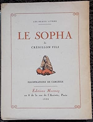 Le sopha.: CARLEGLE] - CREBILLON FILS (Prosper Joliot de Crébillon, dit)