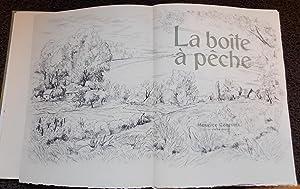 La boîte à pêche.: GENEVOIX (Maurice)