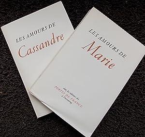Les Amours de Cassandre - Les Amours: RONSARD (Pierre de)