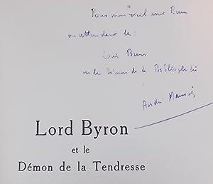 Lord Byron et le démon de la tendresse.: MAUROIS (André)