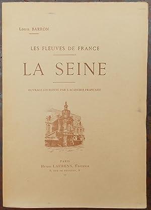 La Seine.: BARRON (Louis)