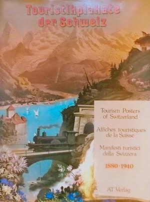 Affiches touristiques de la Suisse - Tourism Posters of Switzerland - Touristikplakate der Schweiz ...