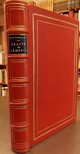 Traité de vénerie.: YAUVILLE (M. d')