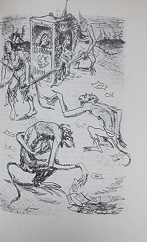 Le voyage souterrain de Nicolas Klim, relaté par Eric Lugin, d'après le roman ...