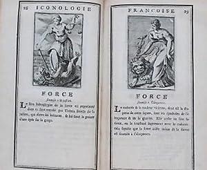 Iconologie tirée de divers auteurs. Ouvrage utile aux Gens de Lettres, aux Poëtes, aux ...