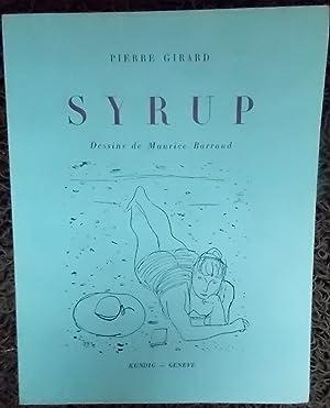 Syrup de Cassis.: GIRARD (Pierre)
