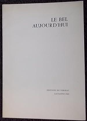 Dix poèmes inédits tirés du bel aujourd'hui.: LANDRY (Charles-Fran�ois)
