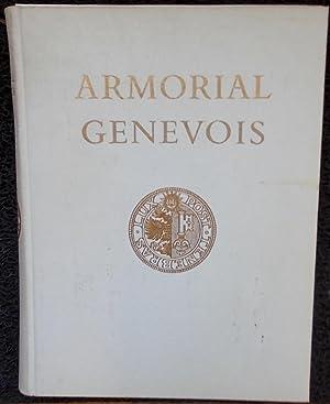 Armorial genevois.: DUMONT (Eugène-Louis)