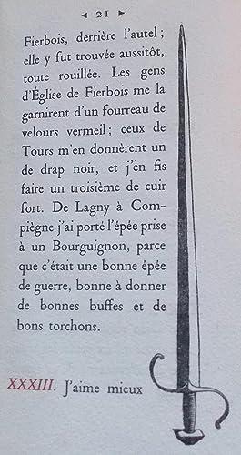 Paroles authentiques de Jeanne d'Arc, tirées du procès de 1431 et des chroniques...