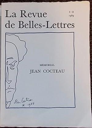 Mémorial Jean Cocteau.: COCTEAU] - LA