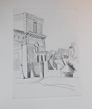 Promenades romaines. Lettre à Louis de Fontanes.: CHATEAUBRIAND (François-René de)