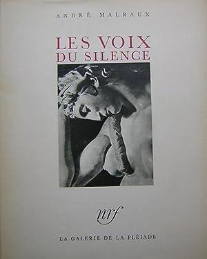 Les voix du silence. [Le musée imaginaire. Les métamorphoses d'Apollon. La cr&...