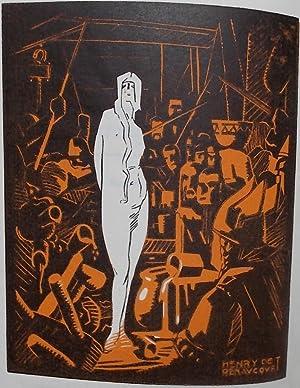 Le Meneur de Louves. Illustré par Henry de Renaucourt.: RENAUCOURT] - RACHILDE