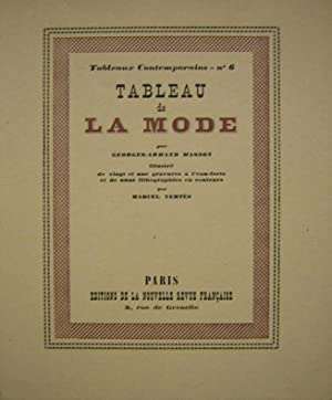 Tableau de la mode.: MASSON (Georges-Armand)