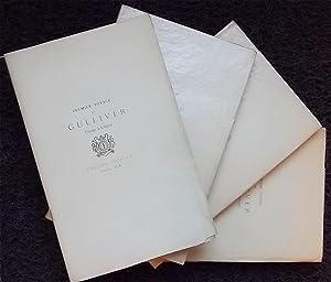 Les quatre voyages du capitaine Lemuel Gulliver.: SWIFT (Jonathan)