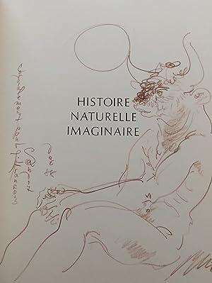Histoire naturelle imaginaire.: ERNI] - MONTHERLANT (Henry de)