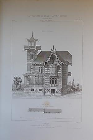 L'architecture privée au XIXe siècle (deuxième série). Nouvelles ...