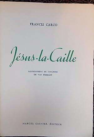 Jésus-la-Caille.: CARCO (Francis)