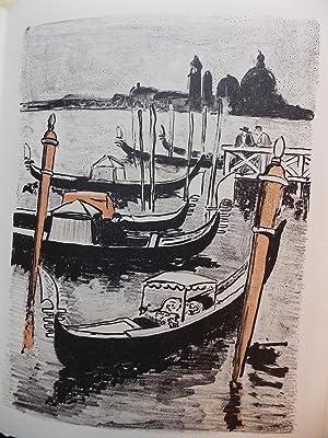 Venise la Rouge.: BRAYER (Yves) - MUSSET (Alfred de)