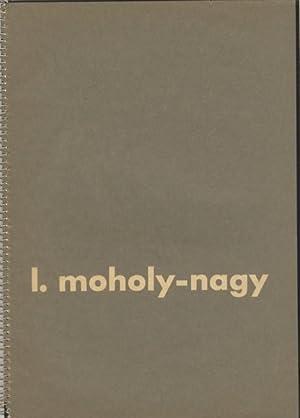 TELEHOR: MEZINARODNI CASOPIS PRO VISUALNI KULTURU. THE: MOHOLY-NAGY]. Kalivoda, Fr.