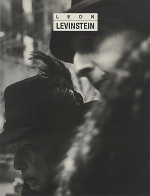 LEON LEVINSTEIN: MAY 31-JUNE 29, 1990.; Essay: LEVINSTEIN, LEON]. Morthland,