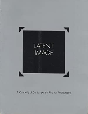 LATENT IMAGE:; A QUARTERLY OF CONTEMPORARY FINE: Beard, Michael and