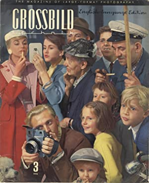 GROSSBILD TECHNIK.; THE MAGAZINE OF LARGE NEGATIVE PHOTOGRAPHY