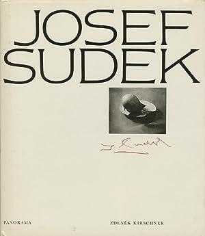 JOSEF SUDEK: VYBER FOTOGRAFII Z CELOZIVOTNIHO DILA: SUDEK]. Kirschner, Zdenek