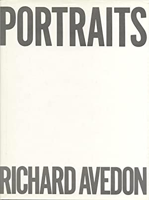 PORTRAITS.; Essay by Harold Rosenberg: Avedon, Richard