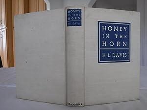 Honey in the Horn: Davis, H. L