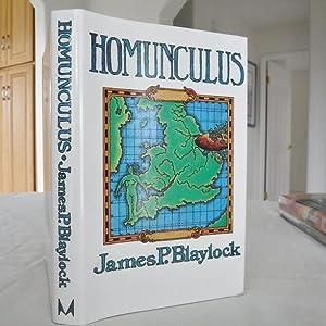 Homunculus: Blaylock, James P