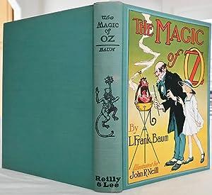 The Magic of Oz: Baum, L. Frank